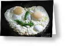 I Like To Cook Differently. Morning Creation. Greeting Card