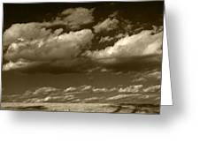 I Really Don't Know Clouds At All Greeting Card