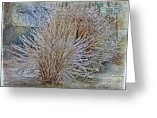 Iced In I Greeting Card