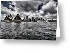 Iconic Landmark V2 Greeting Card