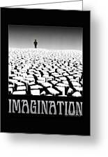 Imagination Greeting Card