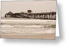 Imperial Beach Greeting Card