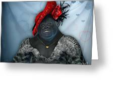 In Disguise Greeting Card