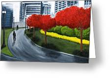 In The City 2 Greeting Card