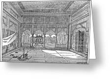 India: Hindu Temple Greeting Card