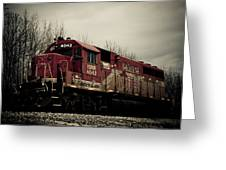 Indiana Southern Greeting Card by Off The Beaten Path Photography - Andrew Alexander