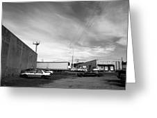Industry And Beauty Greeting Card
