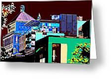 Inner City Greeting Card