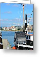 Inner Harbour2 Greeting Card