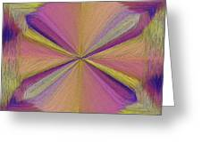 Inside The Rainbow Greeting Card