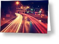 Interstate I-240 Greeting Card