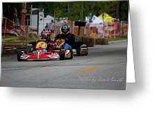 Inverness Grand Prix Greeting Card