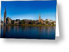 Inverness Waterfront Greeting Card