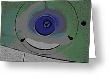 Ionization Greeting Card