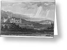 Ireland: Dunbrody Abbey Greeting Card