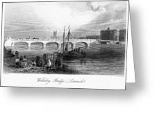 Ireland: Limerick, C1840 Greeting Card