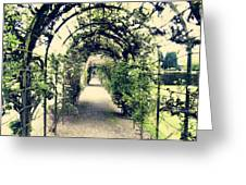 Irish Archway Greeting Card