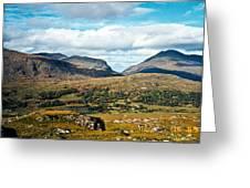Irish Landscape 100 Greeting Card