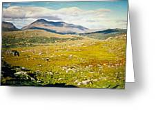 Irish Landscape 101 Greeting Card