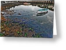 Irish Low Tide Greeting Card