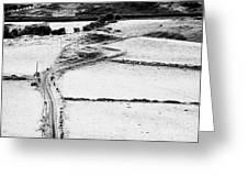 Irish Winding Road Greeting Card