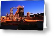 Iron Duke Mine Greeting Card by David Barringhaus