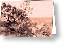 Iron Mountain Greeting Card