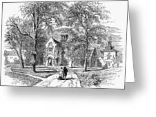 Irving: Sunnyside Greeting Card