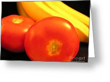 Is A Tomato A Fruit Or A Vegetable Greeting Card