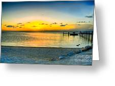 Islamorado Keys Florida Greeting Card