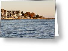 Island Heights Greeting Card