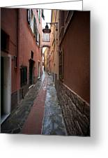 Italian Pathway Greeting Card