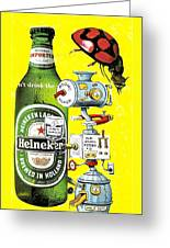 It's Still Beer Greeting Card