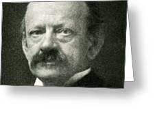 J. J. Thomson, English Physicist Greeting Card