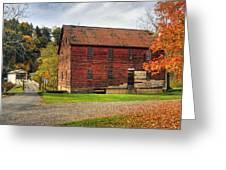 Jacksons Mill Greeting Card