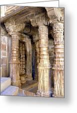 Jaisalmer Temple Greeting Card