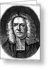 James Blair (1655-1743) Greeting Card by Granger