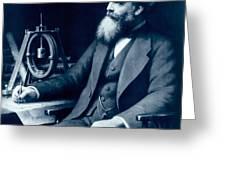 James Clerk Maxwell, Scottish Physicist Greeting Card