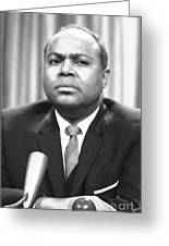 James Farmer (1920-1999) Greeting Card