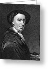 James Ferguson (1710-1776) Greeting Card