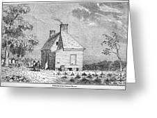 James Monroe Birthplace Greeting Card