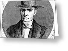James Mott (1788-1868) Greeting Card