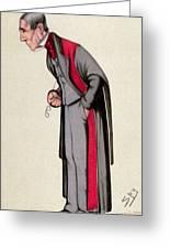 James Paget, English Surgeon Greeting Card