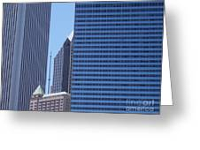 jammer Chicago 014 Greeting Card by First Star Art