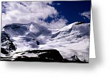 Jasper - Mt. Athabasca  Greeting Card