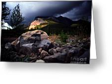 Jasper - Summer Storm Greeting Card