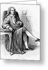 Jean Baptiste Rousseau Greeting Card