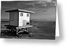 Jetty Park Beach Greeting Card