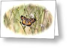 Jewel In The Marsh Greeting Card