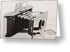 Jiffy Kodak Vp Camera Greeting Card
